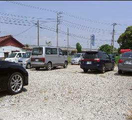 P4駐車場